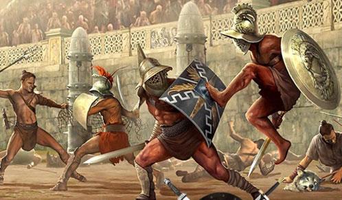 Гладиаторы 1