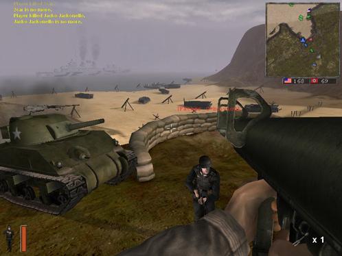 Прохождение игры battlefield 1942